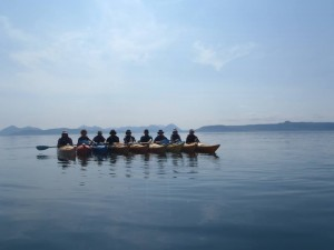 Sea Kayaking Journeys and Skills